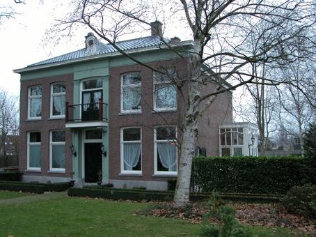 Uitbreiding en restauratie classicistische villa in Rhoon