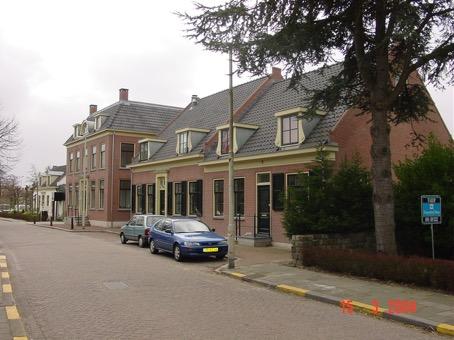 Nieuwbouw woningen en kantoor in Rhoon